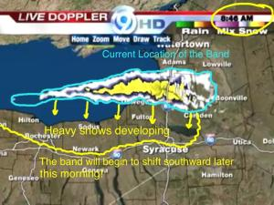 snow bands 2013-01-22