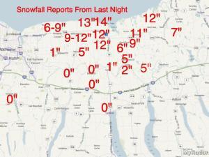 SnowReports 20130123